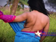 (MUST WATCH) Indian boobs in transparent saree hot sexy porn