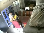 INDIAN HIDDEN CAM office video