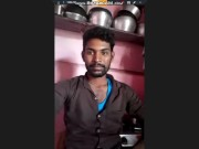 Indian Tamil Village Handsome Guy Sathish Flashing his dick (Cum n Private) video