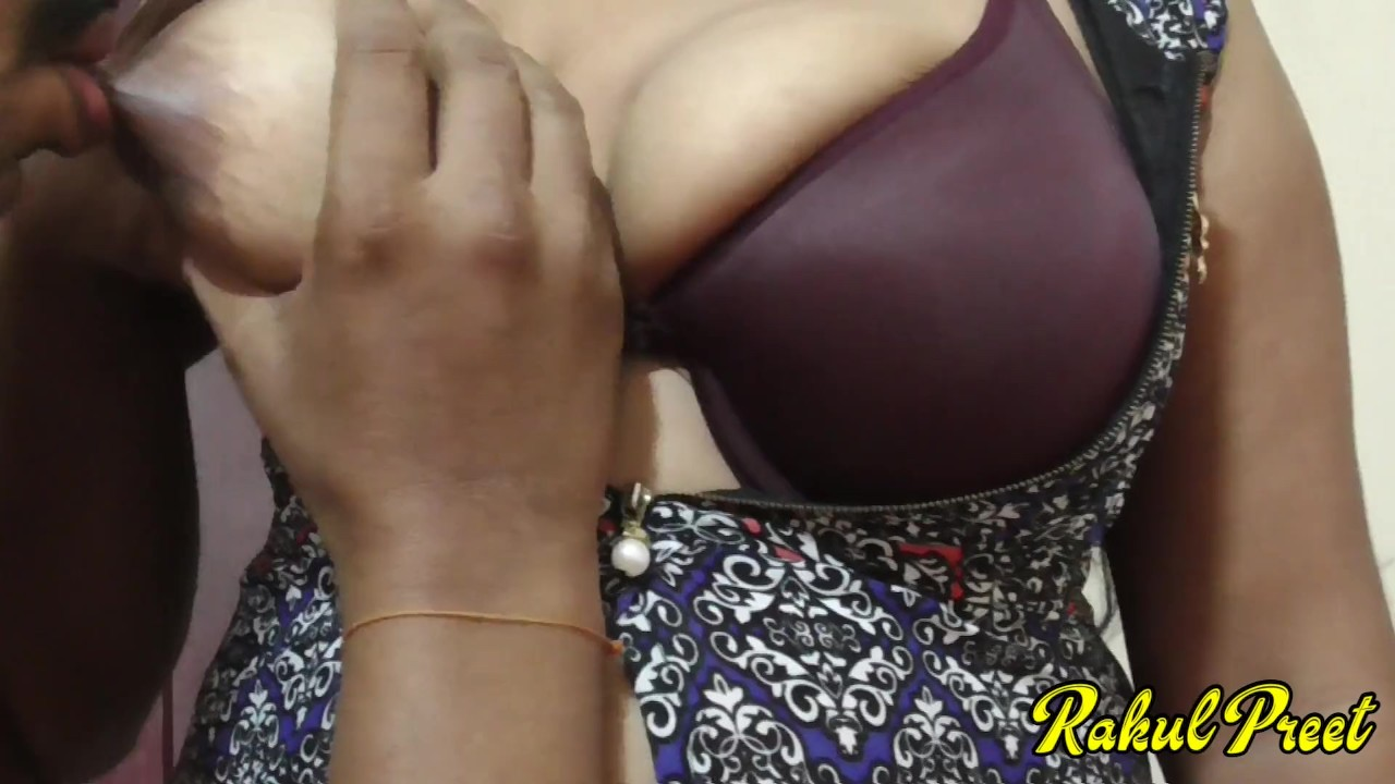 Indian Big Boobs Nipple Play, Suck, Bite Full Closeup for free