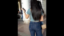 Indian Ass Jeans Gaand video