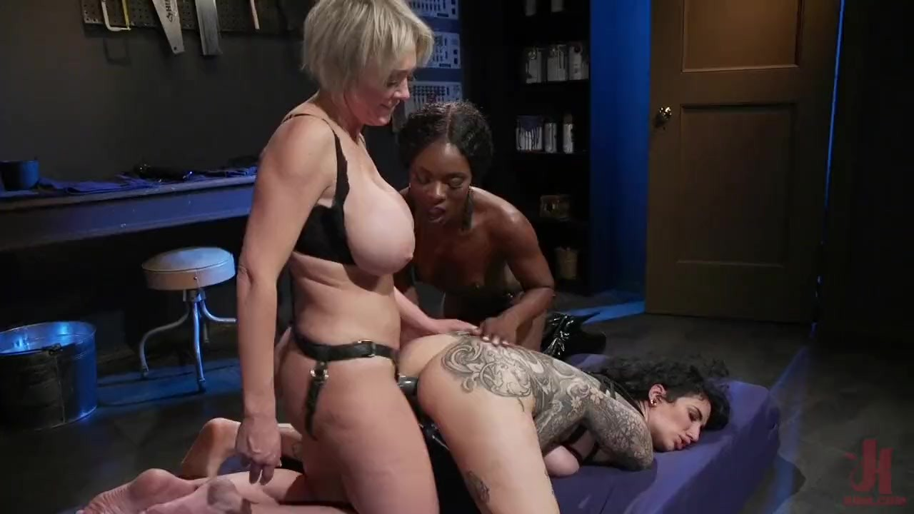 DP Three-Way: Ana Foxxx, Dee Williams and Arabelle Raphael download