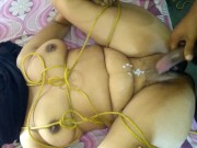 Bondage Fucking Indian Milf Sister Hardcore First Indian BDSM Loud Moaning video