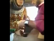 arab mom stepson fuck very hard in car for free