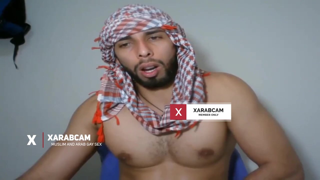 Karim – Arab gay from Iraq – Xarabcam for free