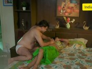 Indian Father inlaw Sasur And bahu daughter in law in Hot Saree in hindi au for free