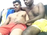 Indian mutual handjob video