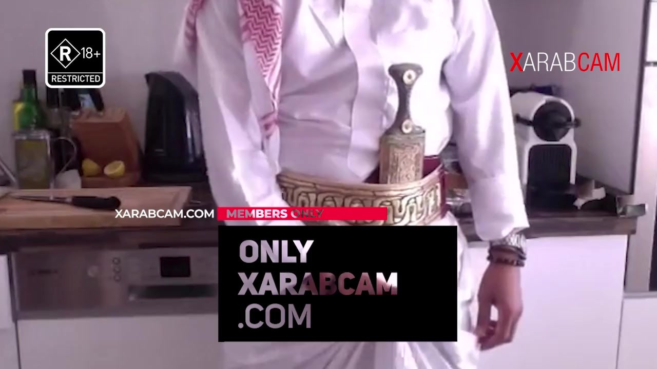 27.05.2020 / Ali From Qatar – Arab gay sex ** Xarabcam video