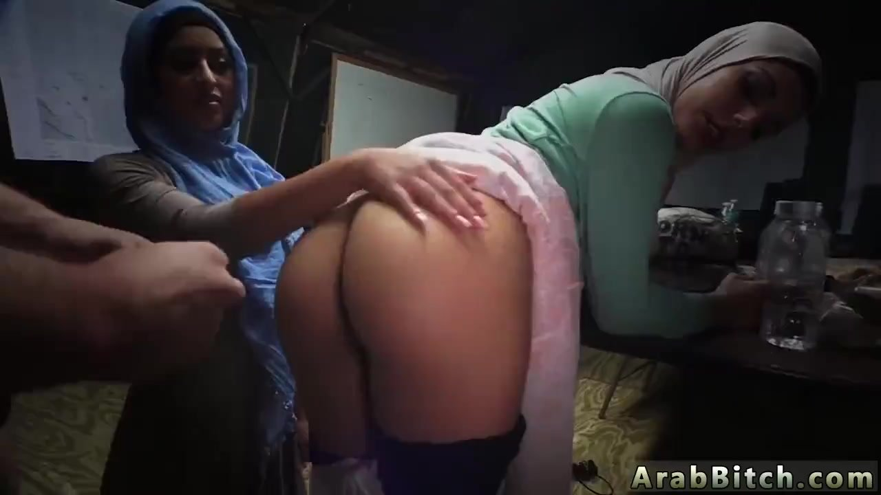 Arab hot  Sneaking in the Base! porn
