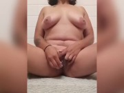 My Hot indian slut playing with herself video
