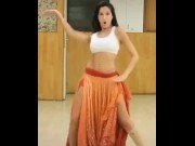 Indian desi Bhabhi hot dance  for free