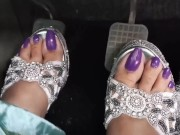 Indian Feet Pedal Pumping porn