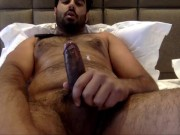 Indian Bear Cum porn